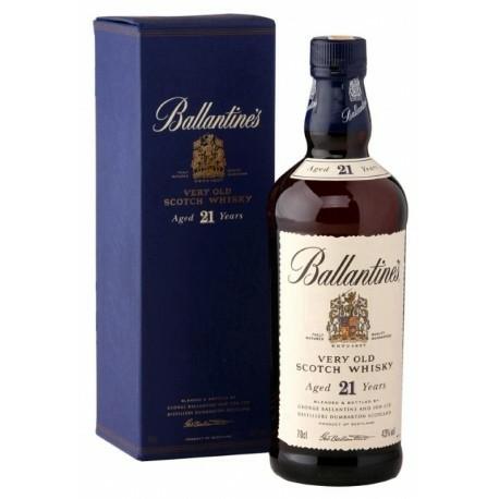 Whisky Ballantines 21 Anos 700 ml com caixa