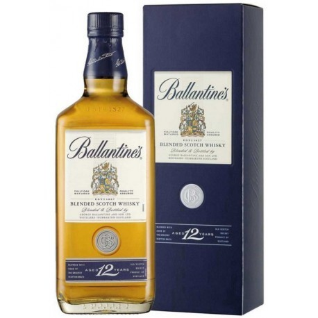 Whisky Ballantine's 12 Anos 1000ml Cx