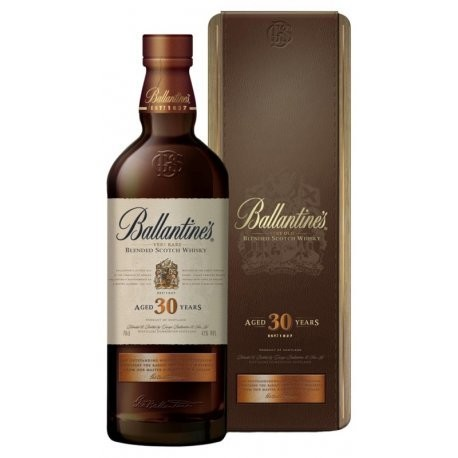 Whisky Ballantines Very Rare 30 Anos 700mL