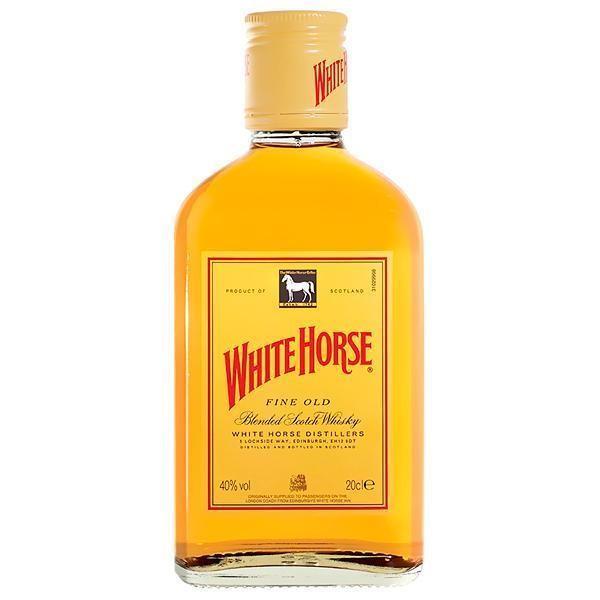 Whisky white horse 200ml