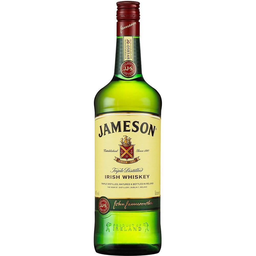 Whiskey Jameson 1L