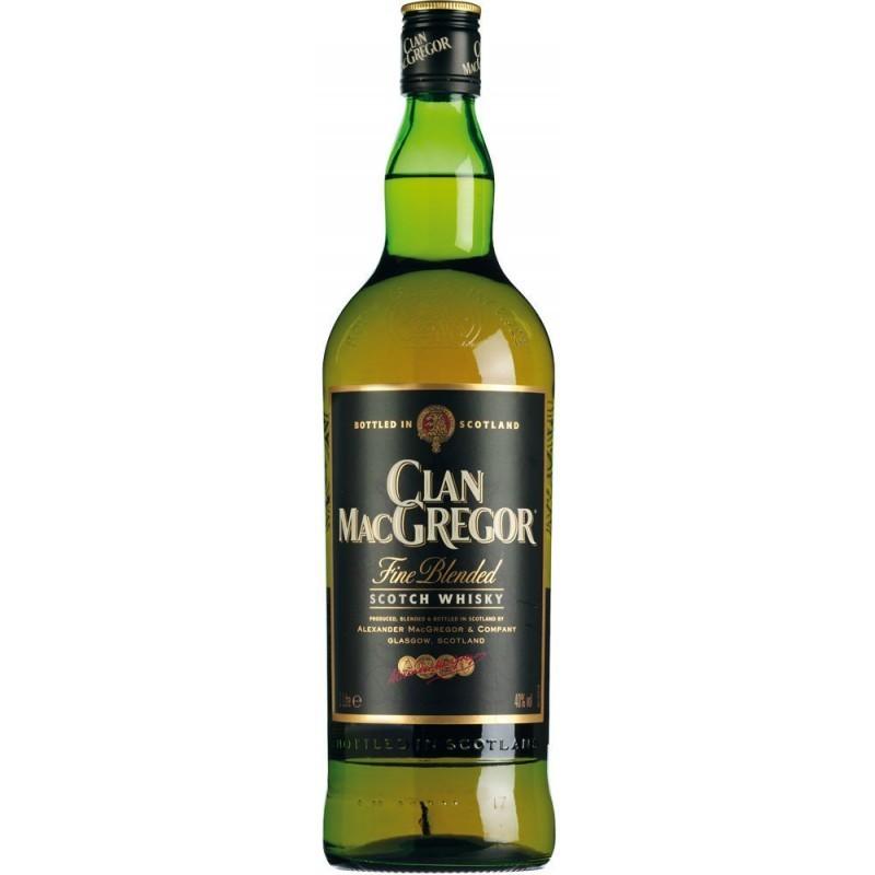 Whisky Clan MacGregor  1L