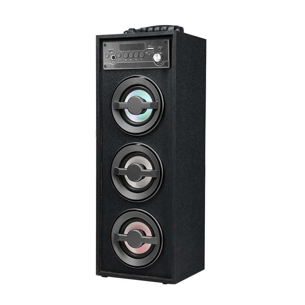 Caixa de som portatil Karaoke Kolke KPM-276