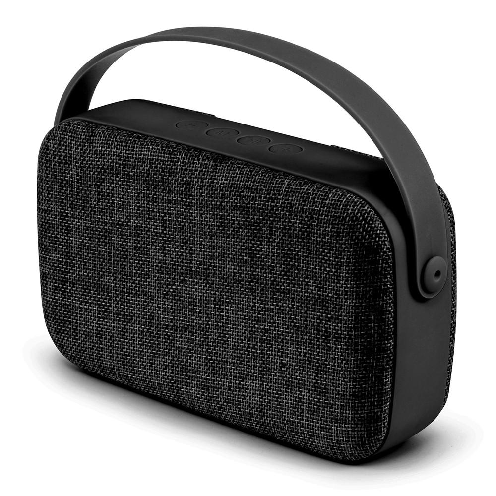 Caixa de som portatil bluetooth,radio,usb
