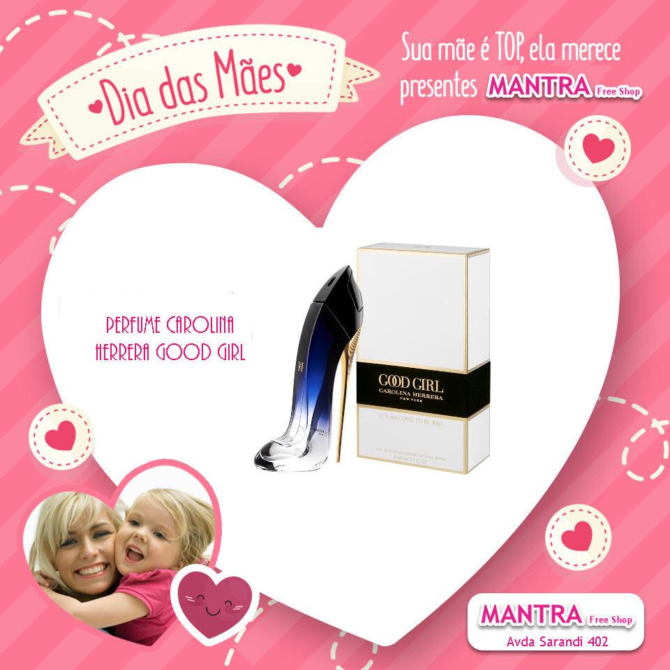 Perfume Carolina Herrera Good Girl 80ml