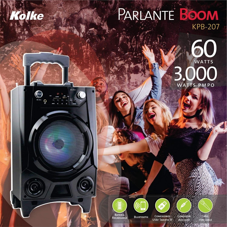 Caixa de som portatil Kolke Boom