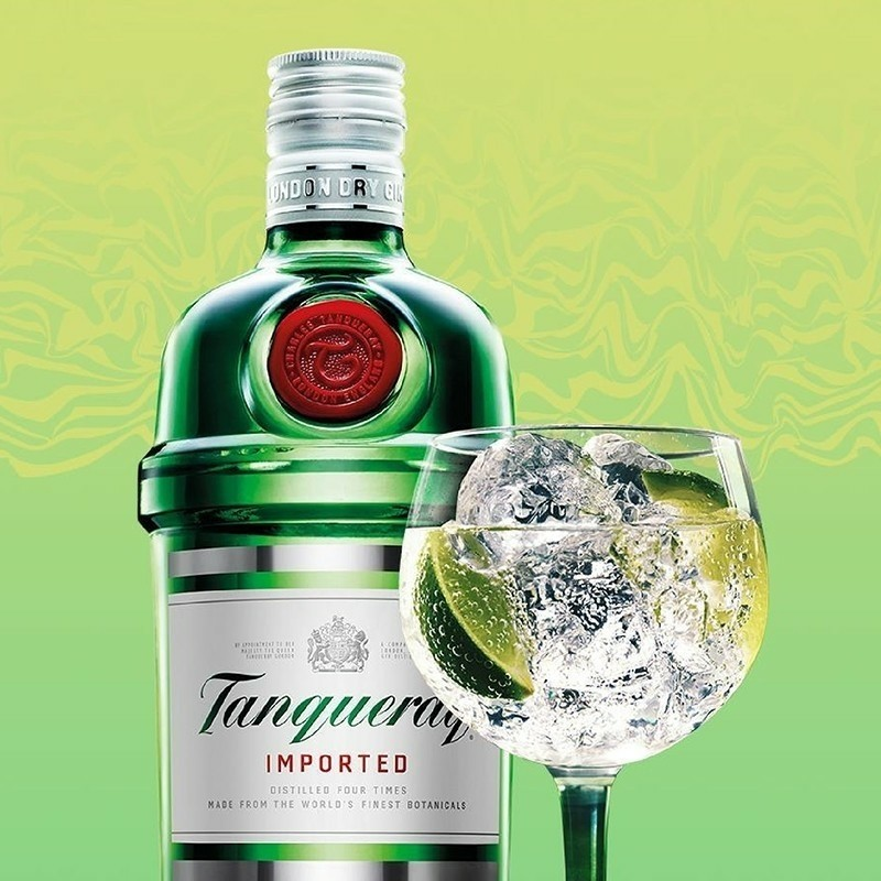 Leve 2 Gin Tanqueray
