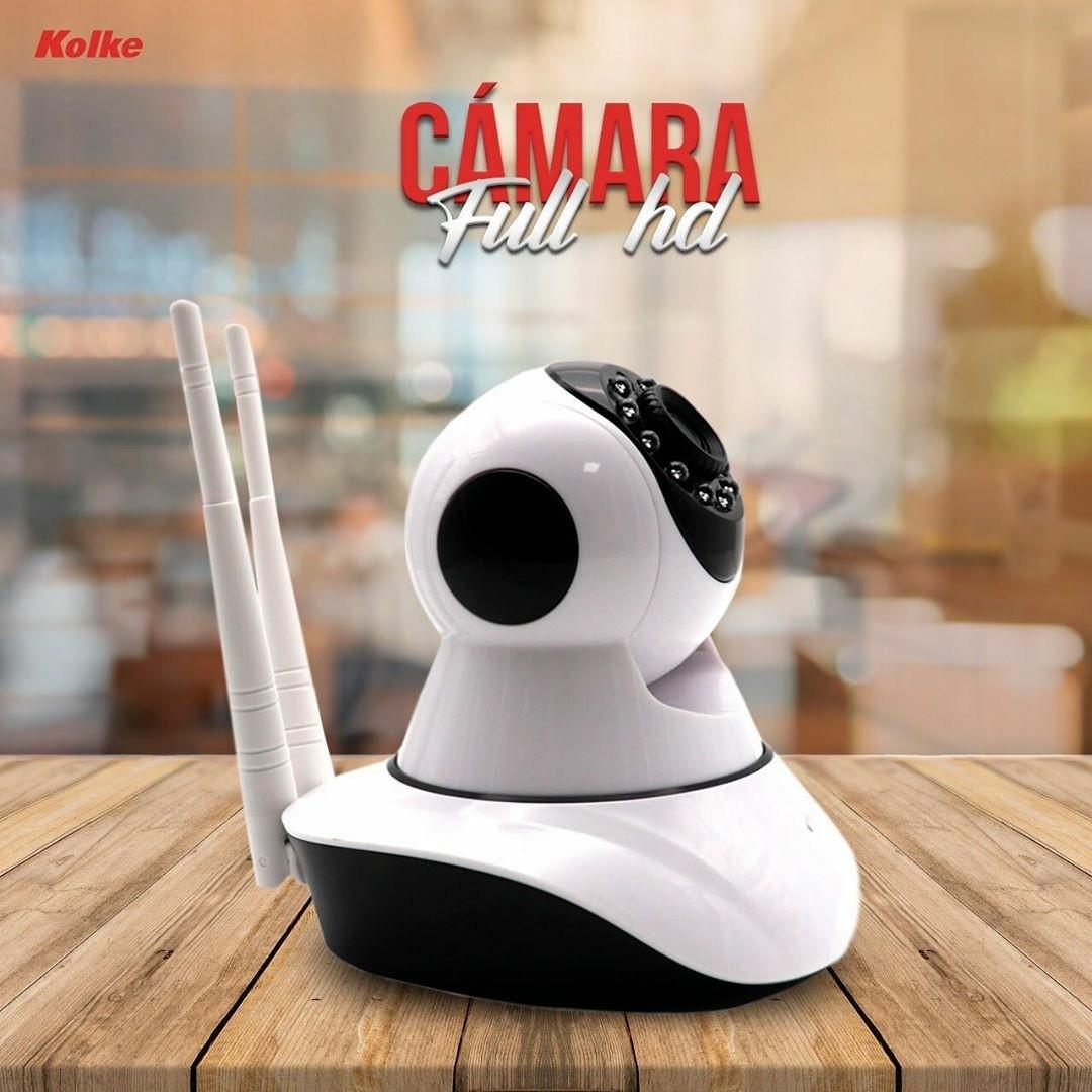 Camera de segurança IP kolke 2.0MP Full HD  KUC-293