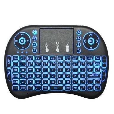 Controle Smart Kolke com teclado iluminado KET-1107