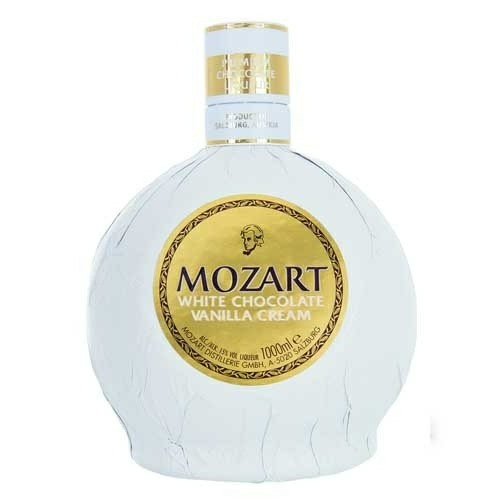 Licor White Chocolate Mozart 700ml