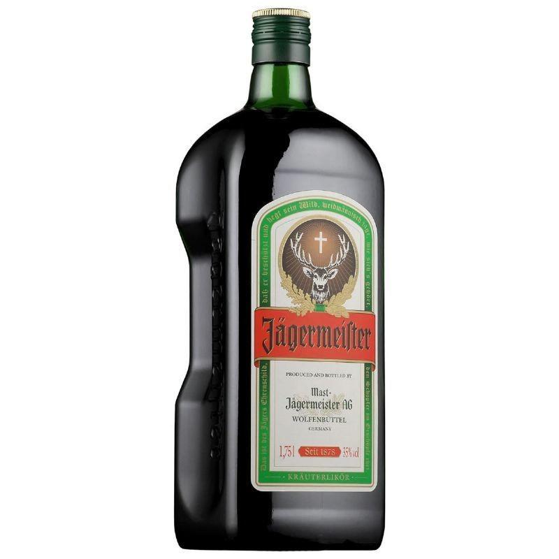 Licor Herbiqueur Jägermeister 1.75 L