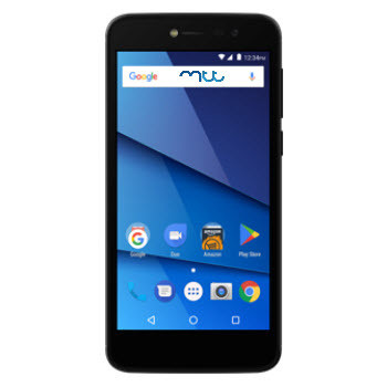 "Smartphone mtt A-58 tela 5"" Android 7.0 dual sim"