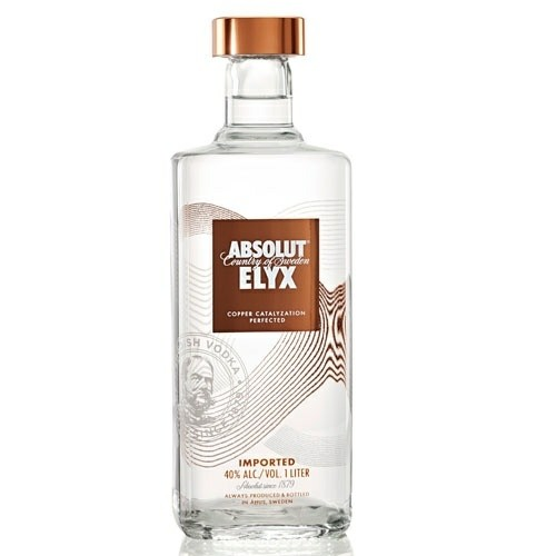 Vodka Elyx Absolut 1L