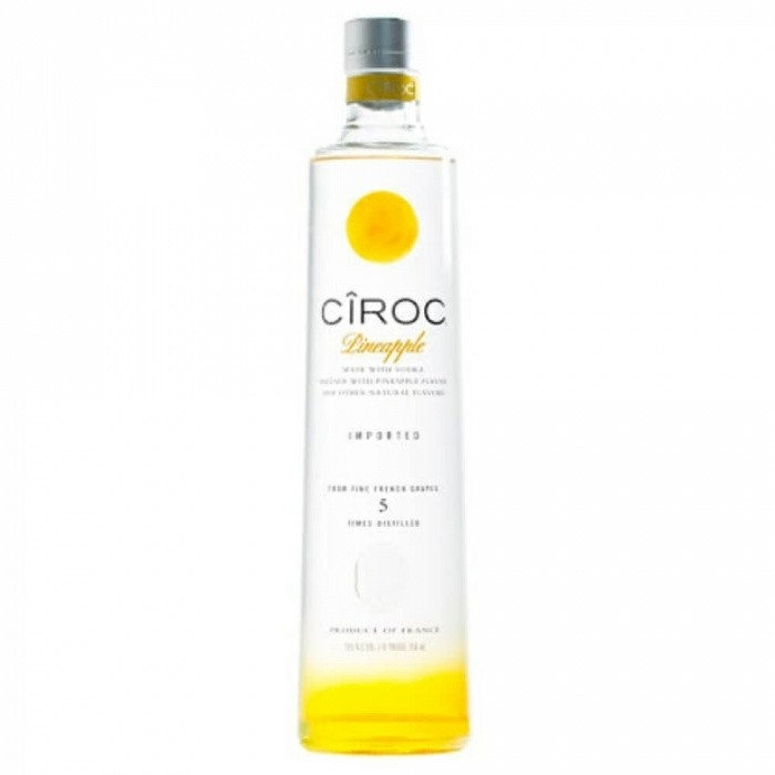 Vodka Abacaxi Ciroc 750Ml