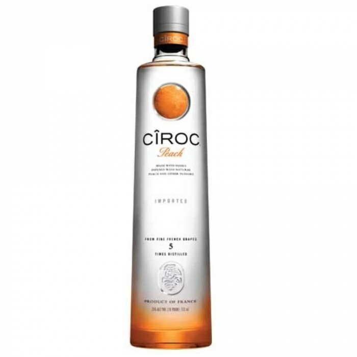 Vodka Peach Ciroc 750ml