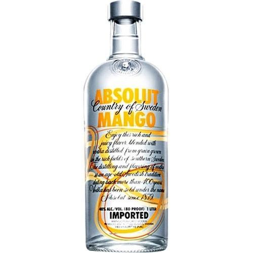Vodka Mango Absolut 1L