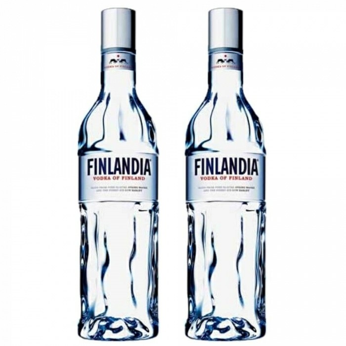 Pack Vodka Finlandia 2x1L