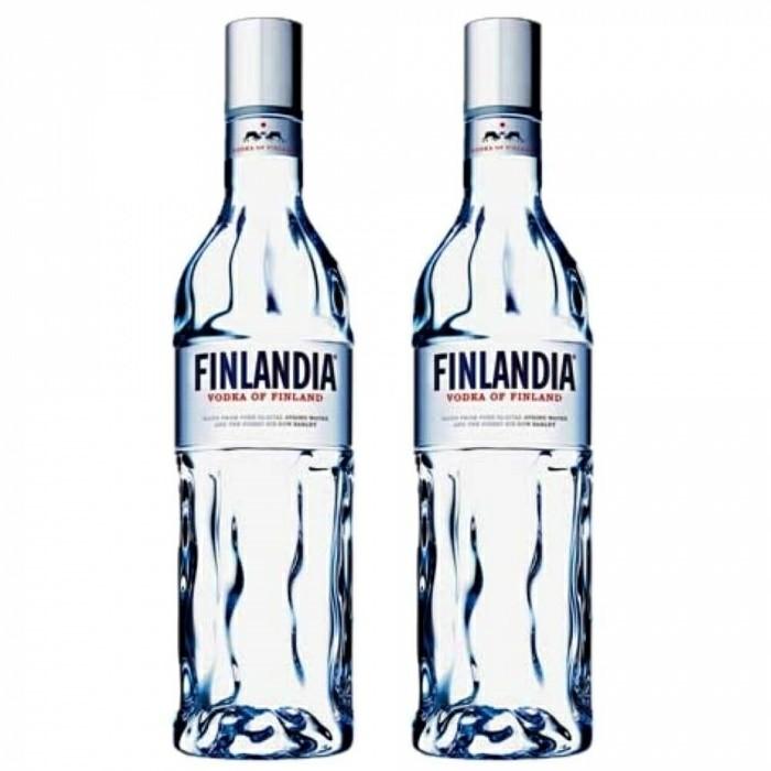 Pack Vodka Finlandia 2x1L