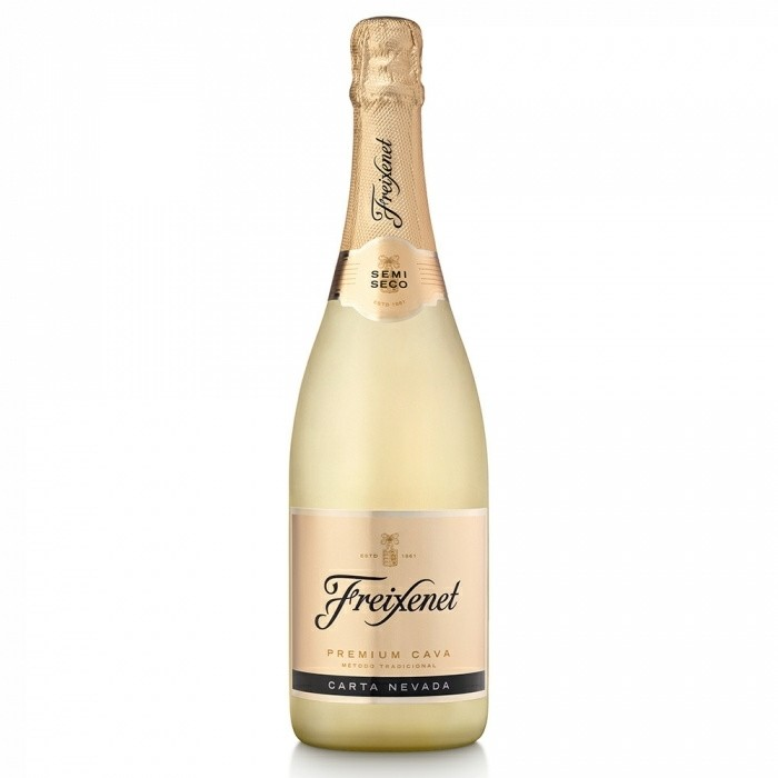 Vinho Espumante Carta Nevada Semi Seco Freixenet 750ml
