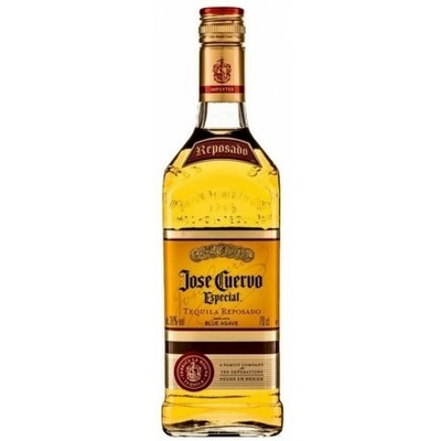 Tequila Jose Cuervo Especial Gold Reposado 750ml