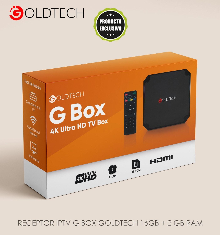 Smart TV Box  Goldtech 16GB/2GB V130