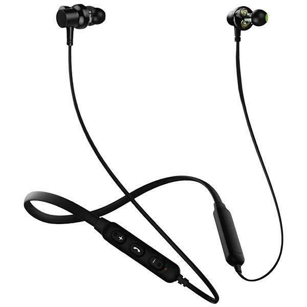 Fone de Ouvido Aiwa AW-980 - Bluetooth - Com Microfone - Preto