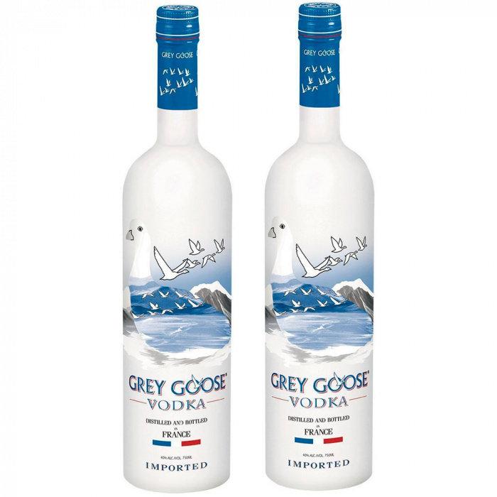 Vodka Grey Goose 2X1L