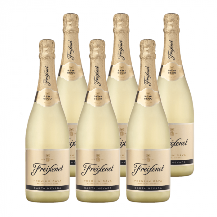 Freixenet Carta Nevada Demi-Sec 6X750ml
