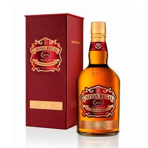 Whisky 12 Anos Chivas Regal Extra 1L