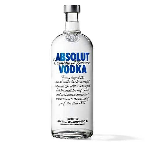 Vodka Blue Absolut 1L  (OFERTA) venha conferir