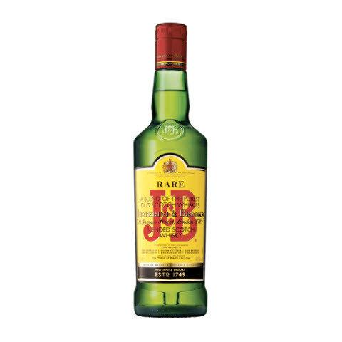 Whisky J&B 1 Lit