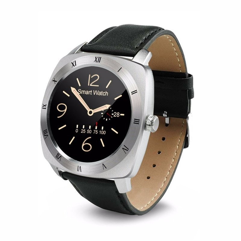 Smartwatch Kolke KVR109 prata