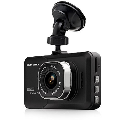 Camera Filmadora Veicular  Full Hd ML-507