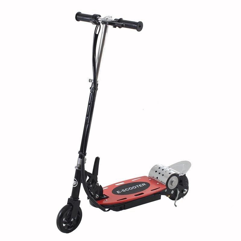 Patinete Scooter eletrico  ML-952 vermelho