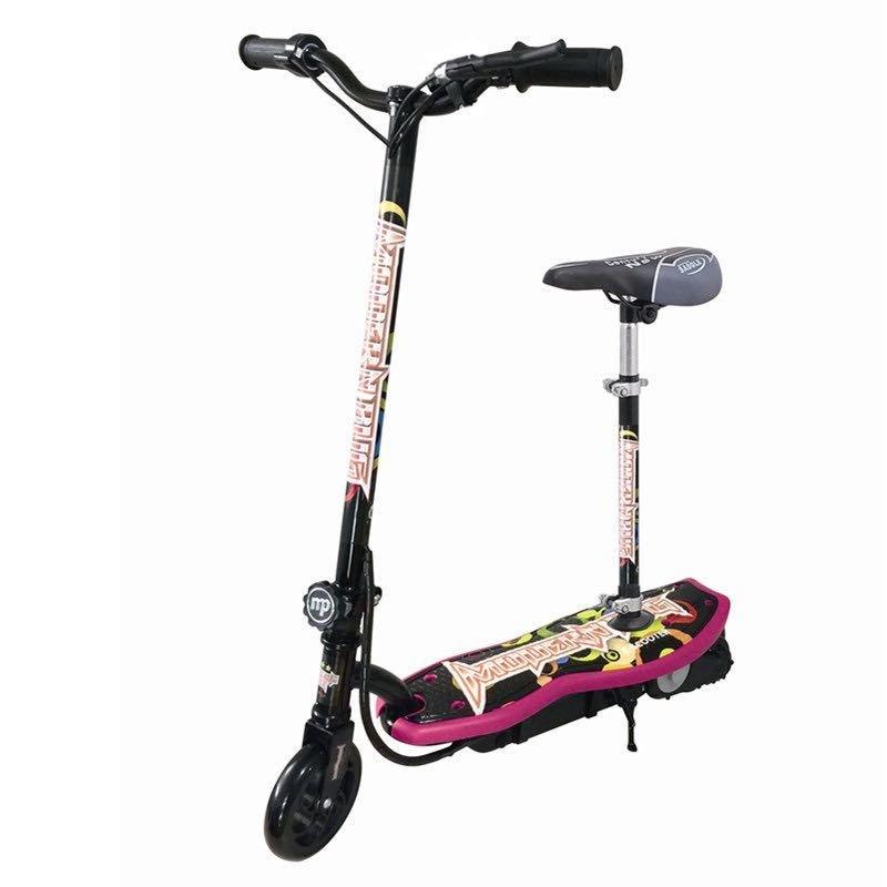Patinete Scooter eletrico ML-955 rosa