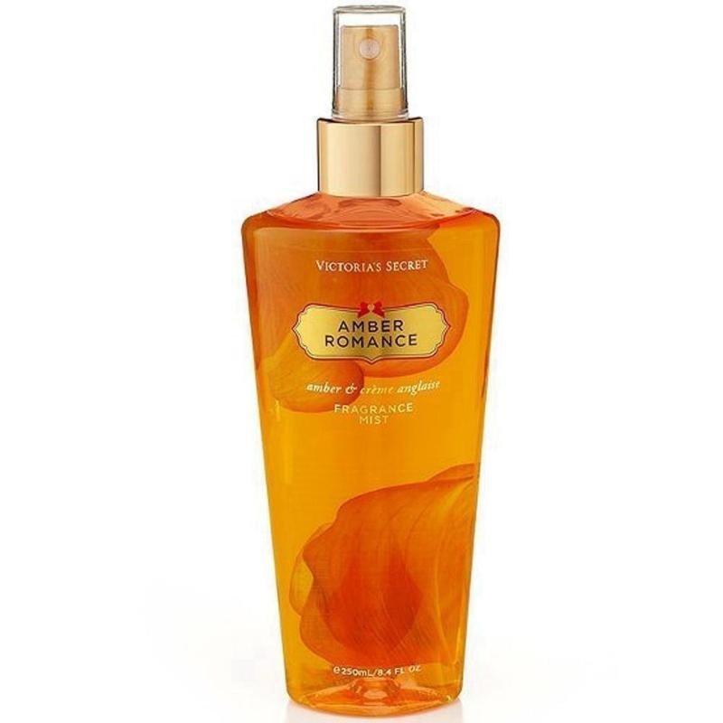 Body Splash Victoria's Secret Amber Romance