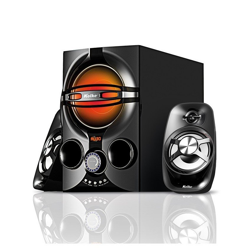 Home Theater Kolke 2.1 60W RMS  KP-501G