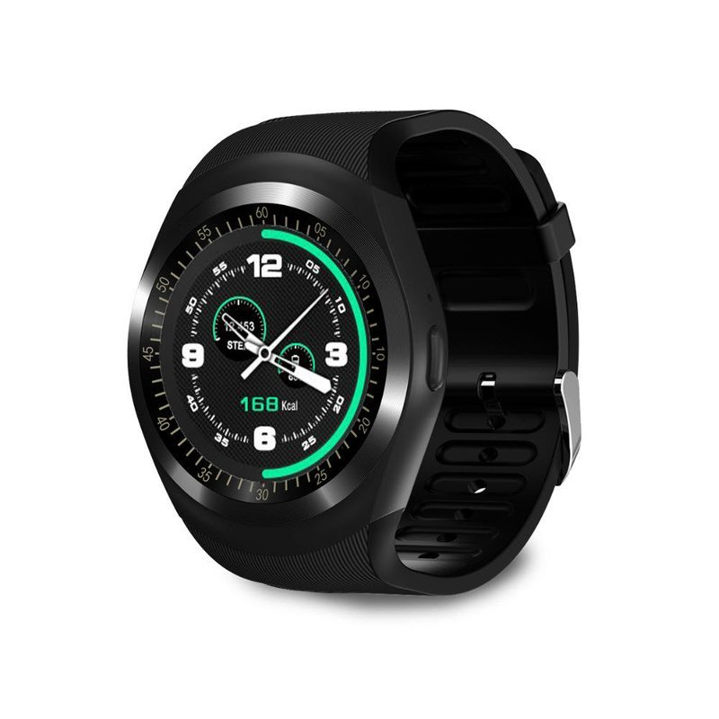 Smartwatch Kolke KVR 137 com Chip preto