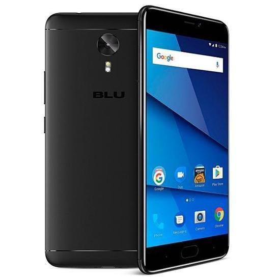 """Smartphone Blu Vivo 8L Dual Sim LTE 5.3""""HD 32GB/3GB Câm. 13MP/20MP Preto"""