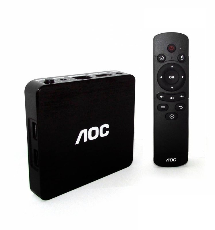 AOC Smart TV BOX 2GB de RAM 8GB ROM Android 6.0