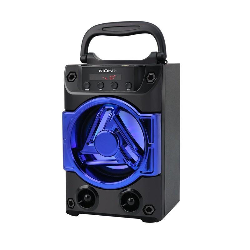 Caixa de som Xion bluetooth ,usb, sd , radio , bateria, 1000W