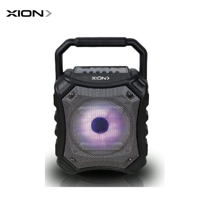 Caixa de som portatil Xion XI-SD67BT radio,bluetooth,usb,sd , bateria recarregavel