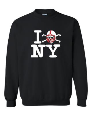 "I ""Blackshirts"" NY Sweatshirt"