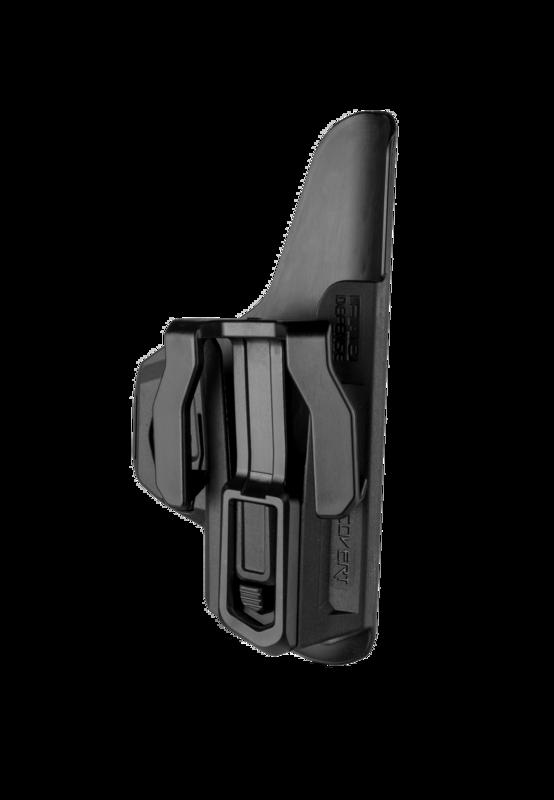 Covert G43 - Glock 43 IWB holster