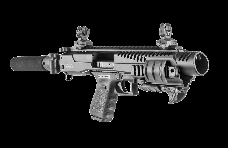 "KPOS G2 ""Pathfinder""- 2nd' gen PDW Conversion kit for Handguns"