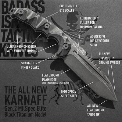 KARNAFF Gen.2 MilSpec Elite