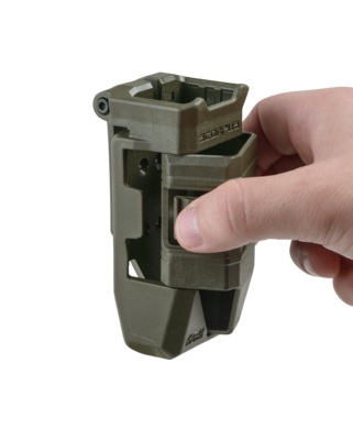 QL-9 Single magazine pouch & quick loader
