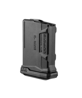 ULTIMAG 5R - AR-15 5 Rounds polymer magazine (10 rounds limited to 5 with R5 inscription)