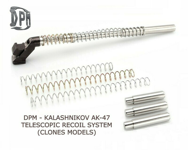 TRS-AK-47 - TELESCOPIC RECOIL SYSTEM FOR AK-47 PLATFORM