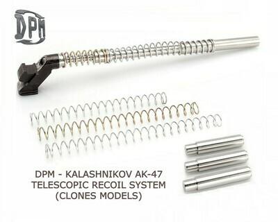TRS-AK-47 - TELESCOPIC RECOIL SYSTEM FOR AK-47 PLATFORM